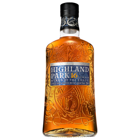 Highland Park Spirit 16yo Wings of the Eagle Islands Scotch Single Malt Whisky