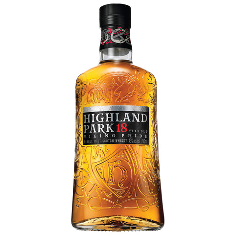 Highland Park 18yo Viking Pride Islands Single Malt Scotch Whisky