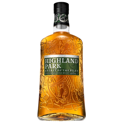 Highland Park Spirit of the Bear Islands Scotch Single Malt Whisky