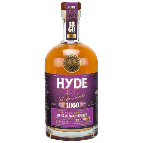 Hyde No 5 Single Grain Irish Whiskey