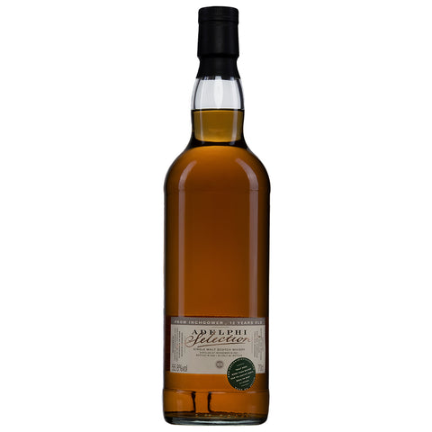 Inchgower 12yo Adelphi Speyside Single Malt Scotch Whisky