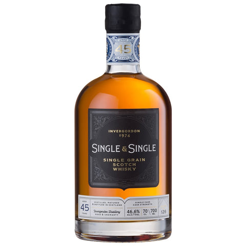 Invergordon 45yo 1974 Single & Single Grain Scotch Whisky