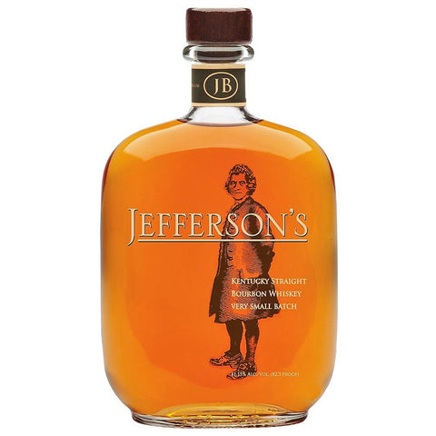 Jefferson's Very Small Batch Straight American Bourbon Whisky