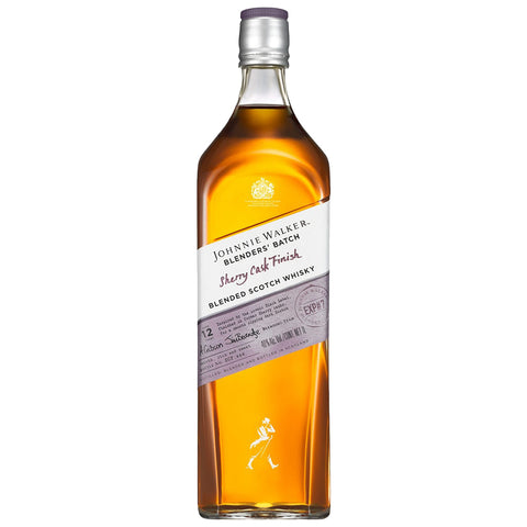 Johnnie Walker Blender's Batch Sherry Cask Blended Scotch Whisky