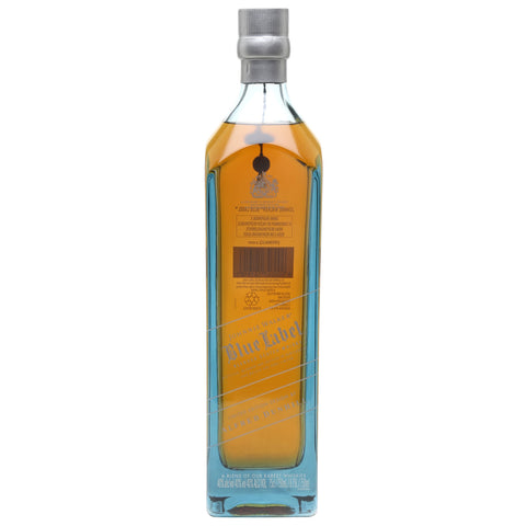 Johnnie Walker Blue Label Alfred Dunhill Scotch Blended Whisky