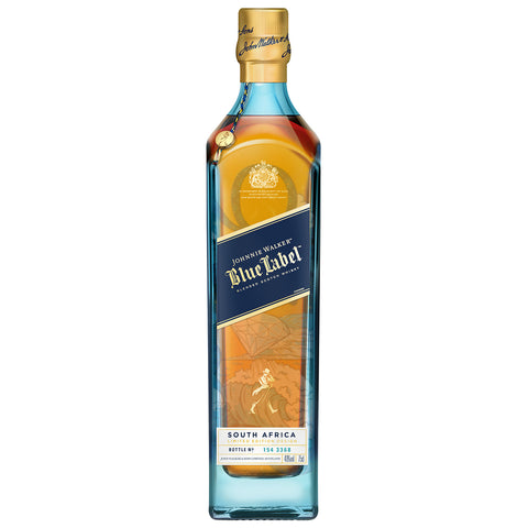 Johnnie Walker Blue Label Nomad SA Exclusive Scotch Blended Whisky
