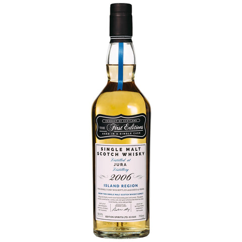 Jura 12yo First Editions Islands Single Malt Scotch Whisky