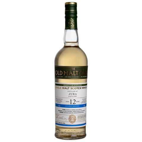 Jura 12 Year Old Old Malt Cask Islands Single Malt Scotch Whisky