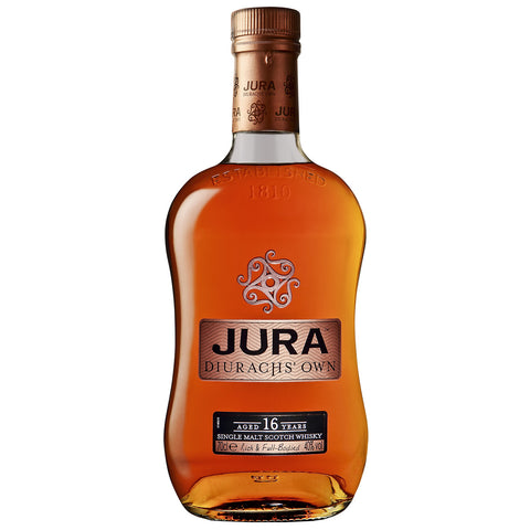 Jura 16yo Diurach's Own Scotch Single Malt Whisky