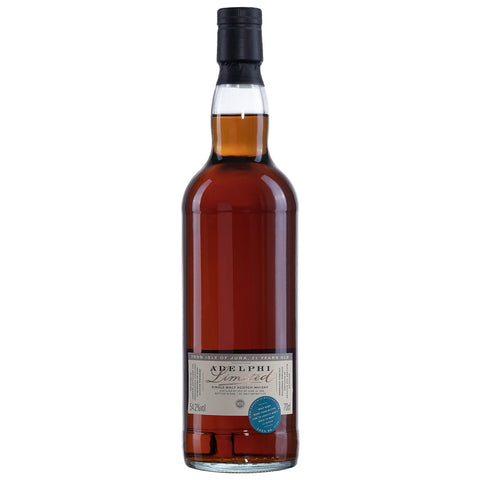 Jura 21yo Adelphi Islands Single Malt Scotch Whisky