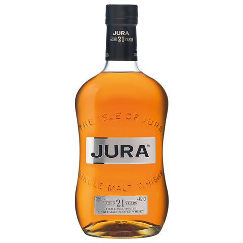Jura 21yo Single Malt Scotch Whisky
