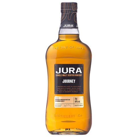 Jura Journey Islands Single Malt Scotch Whisky