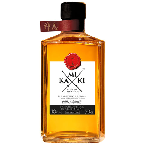 Kamiki Blended Malt Japanese Whisky