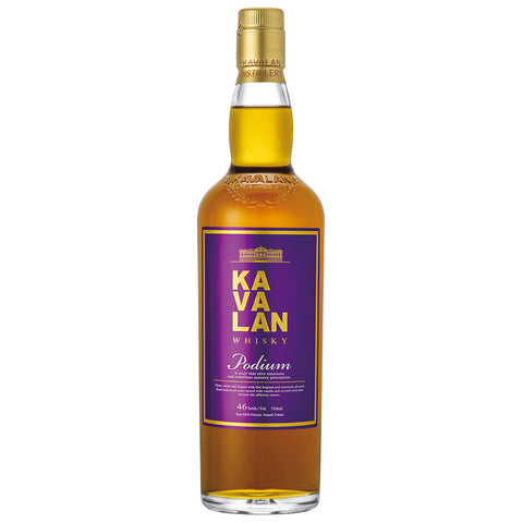 Kavalan Podium Single Malt Taiwanese Whisky