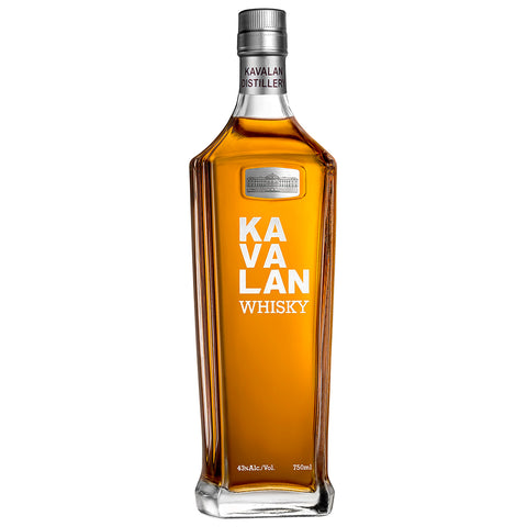 Kavalan Single Malt Taiwanese Whisky