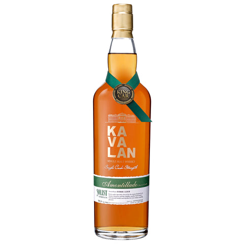 Kavalan Solist Amontillado Taiwanese Single Malt Whisky