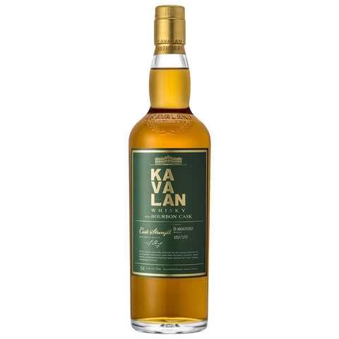 Kavalan Solist Bourbon Single Malt Taiwanese Whisky