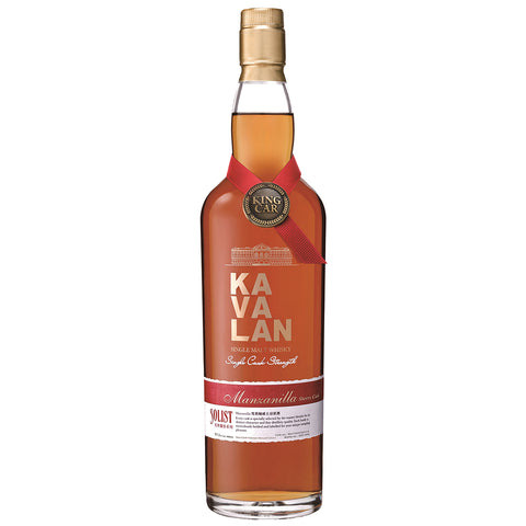 Kavalan Solist Manzanilla Taiwanese Single Malt Whisky