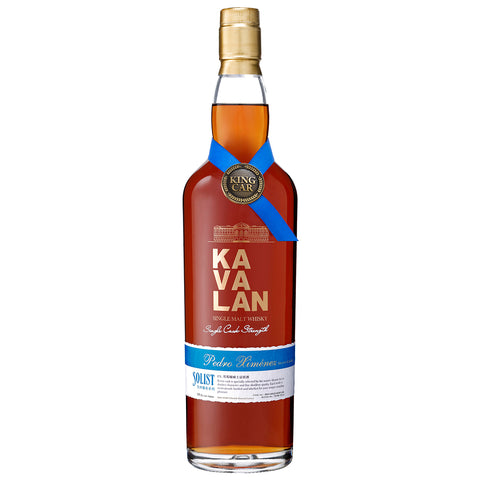Kavalan Solist PX Taiwanese Single Malt Whisky