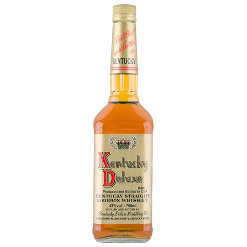 Kentucky Deluxe American Whiskey