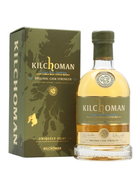 Kilchoman Original Cask Strength 2014
