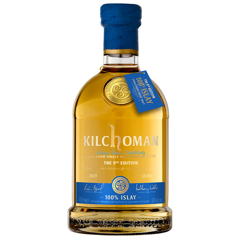 Kilchoman 100% Islay 9th Edition Islay Single Malt Scotch Whisky