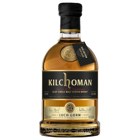 Kilchoman Loch Gorm 2018 Islay Single Malt Scotch Whisky