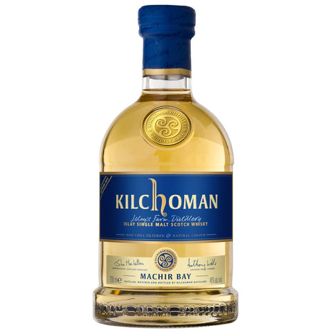 Kilchoman Machir Bay WB Vatting Islay Scotch Single Malt Whisky