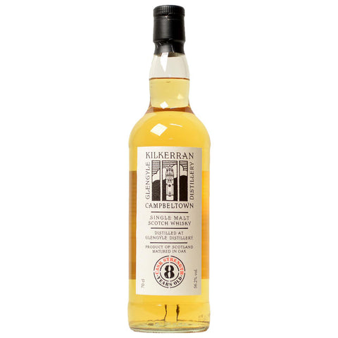 Kilkerran 8yo Cask Strength Campbeltown Single Malt Scotch Whisky