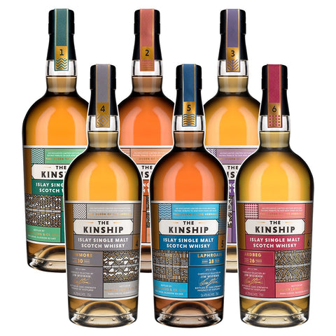 18-Sept The Kinship Collection 2019 Tasting @ WhiskyBrother Bar