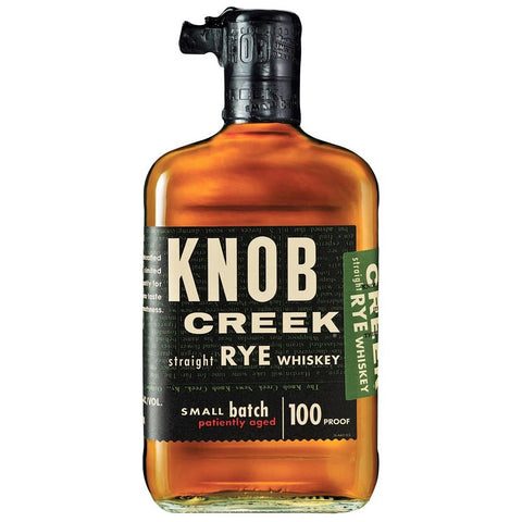 Knob Creek Straight Rye American Whiskey