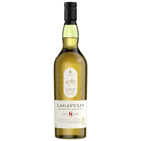 Lagavulin 8yo Islay Single Malt Scotch Whisky