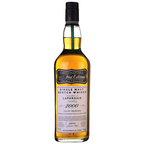 Laphroaig 16yo First Editions Islay Single Malt Scotch