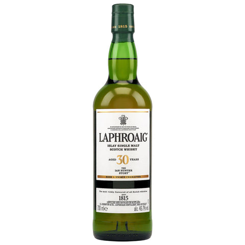 Laphroaig 30yo The Ian Hunter Story Book 1 Islay Single Malt Scotch Whisky