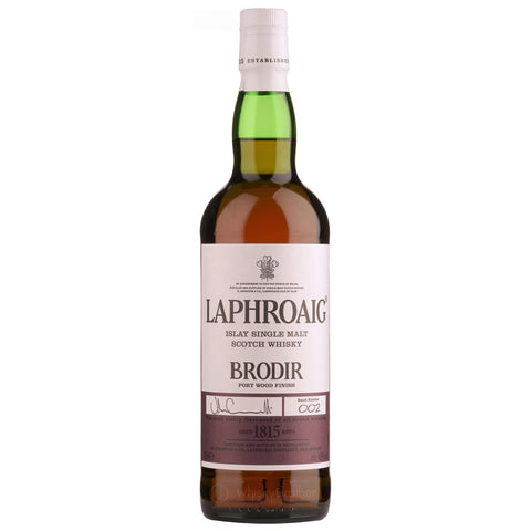 Laphroaig Brodir Islay Single Malt Scotch Whisky