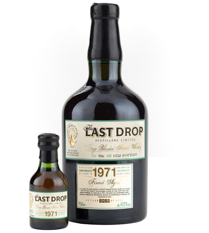 Last Drop 45yo 1971 Vintage Blend Scotch Whisky