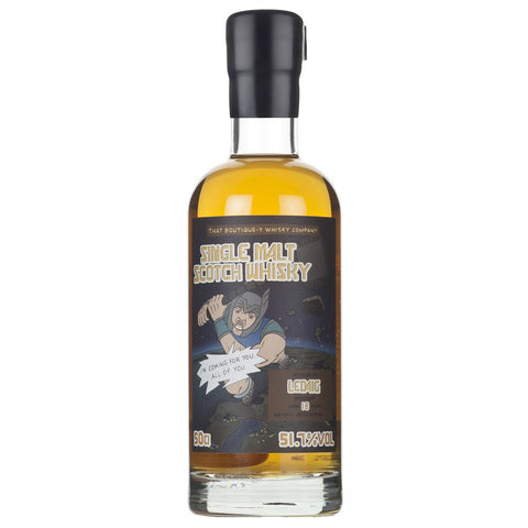 Ledaig 18yo Boutiquey Single Malt Scotch Whisky