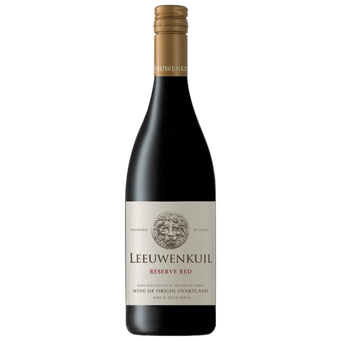 Leeuwenkuil Reserve Red 2018