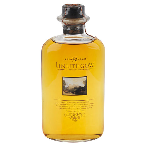Linlithgow 30 Year Old Lowlands Single Malt Scotch Whisky
