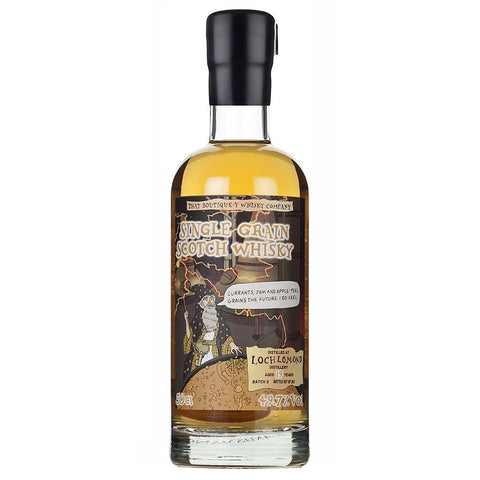Loch Lomond 19yo Boutique-y Single Grain Scotch Whisky