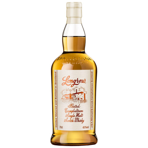 Longrow Campbeltown Single Malt Scotch Whisky