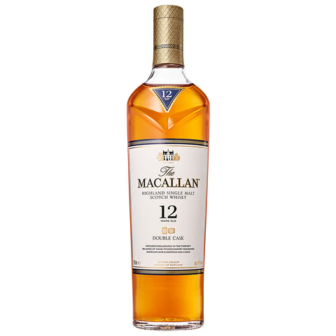 Macallan 12yo Double Cask Speyside Single Malt Scotch Whisky