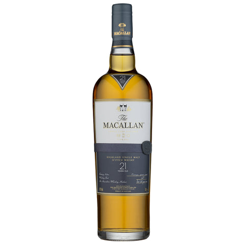 Macallan 21yo Fine Oak Single Malt Scotch Whisky