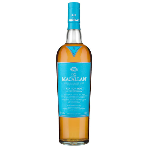 Macallan Edition No. 6 Speyside Scotch Single Malt Whisky