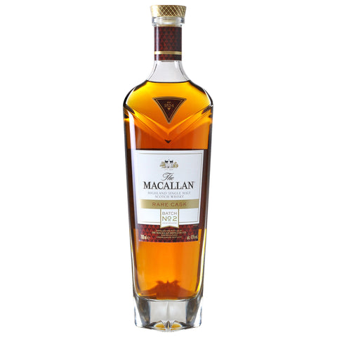 Macallan Rare Cask Batch No. 2 2019 Release Speyside Single Malt Scotch Whisky