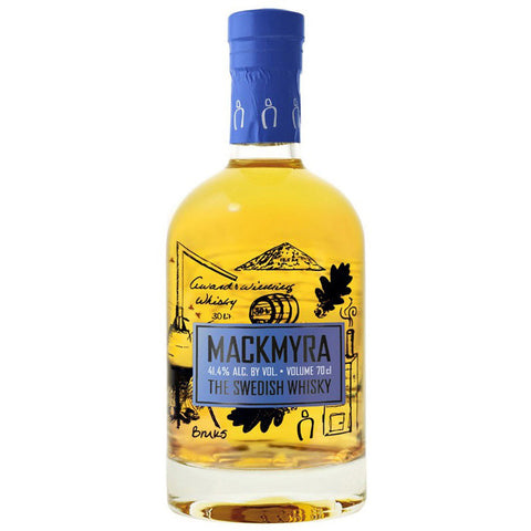 Mackmyra Bruks Swedish Single Malt Whisky