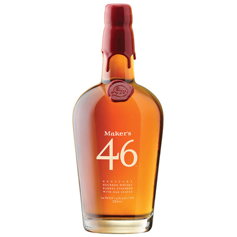 Maker's Mark 46 Straight Kentucky Bourbon Whiskey