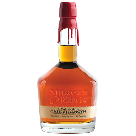 Maker's Mark Cask Strength American Straight Whiskey