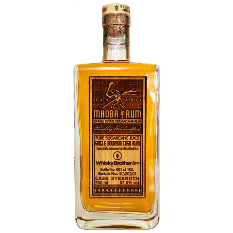 Mhoba Single Cask WB Rum
