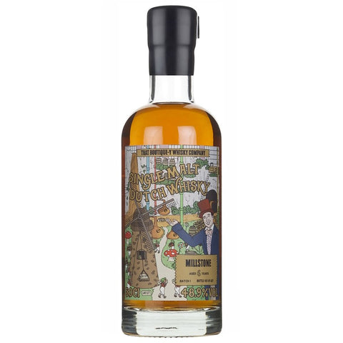Millstone 6yo Boutique-y Dutch Single Malt Whisky